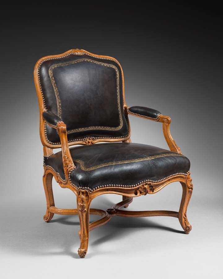 An early Louis XV armchair